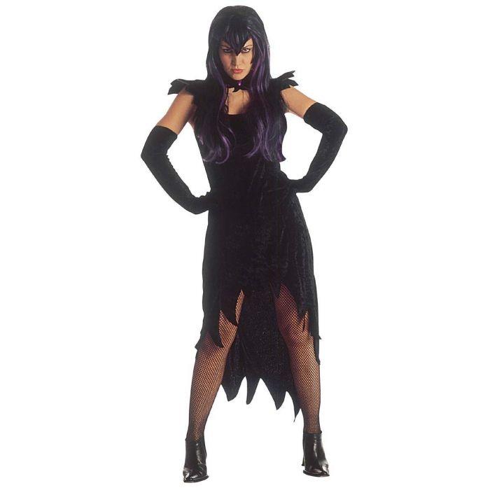 Vestito Dark Lady Gotica Halloween