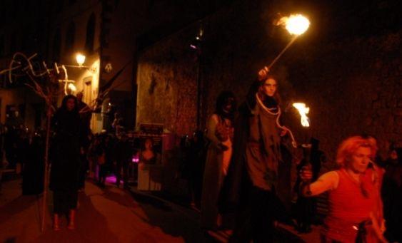 Borgo a Mozzano celebra Halloween