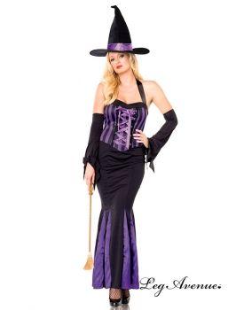 Vestito lungo Strega Halloween
