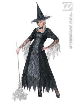 Vestito Strega Spiderweb Witch