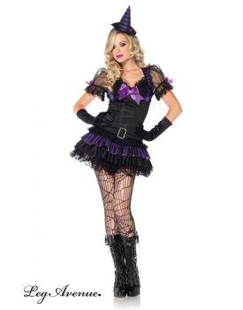 Vestito Strega Sexy Halloween