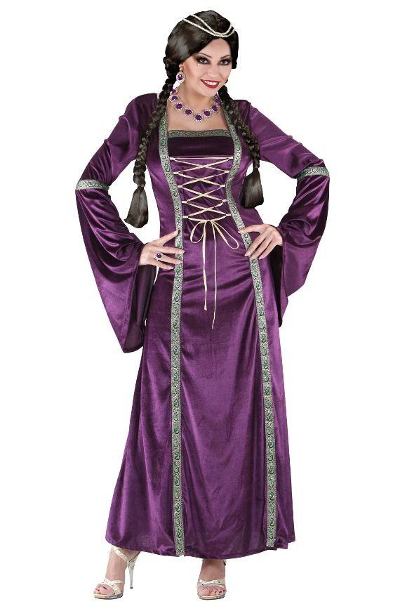 costume-principessa-gotica-medievale