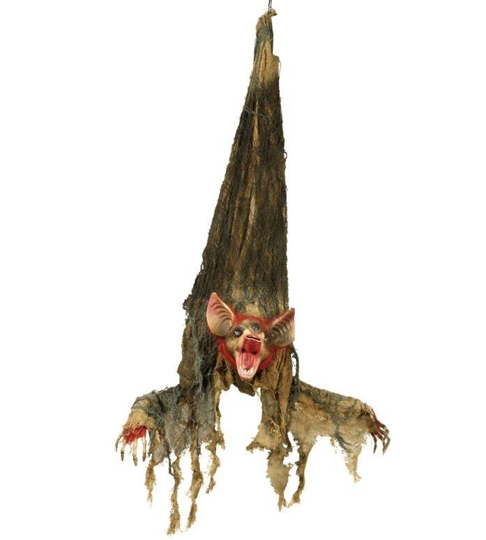 Pipistrello-vampiro animato da appendere.
