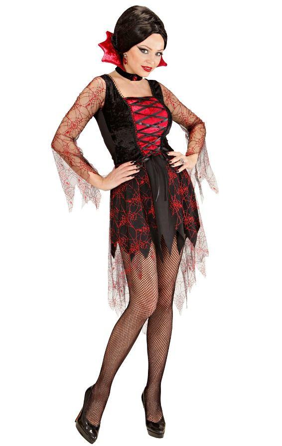 vestito-corto-vampira