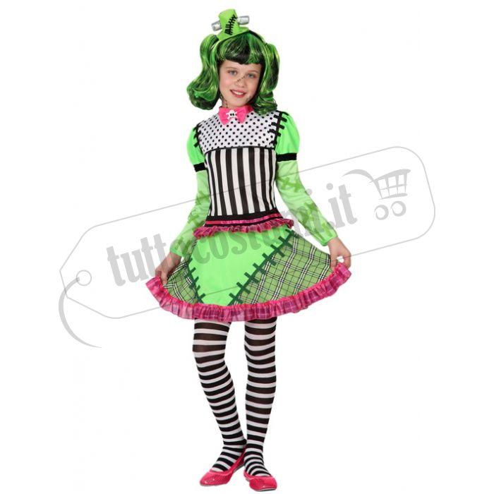 Costume Frankie High bambina. Quanto costa online?