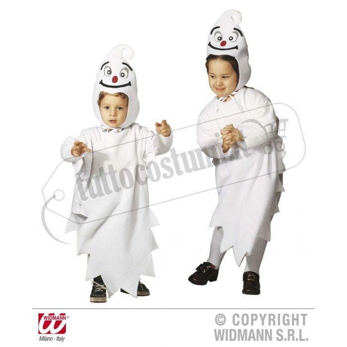 Costum da fantasmino per bambini. Quanto costano?
