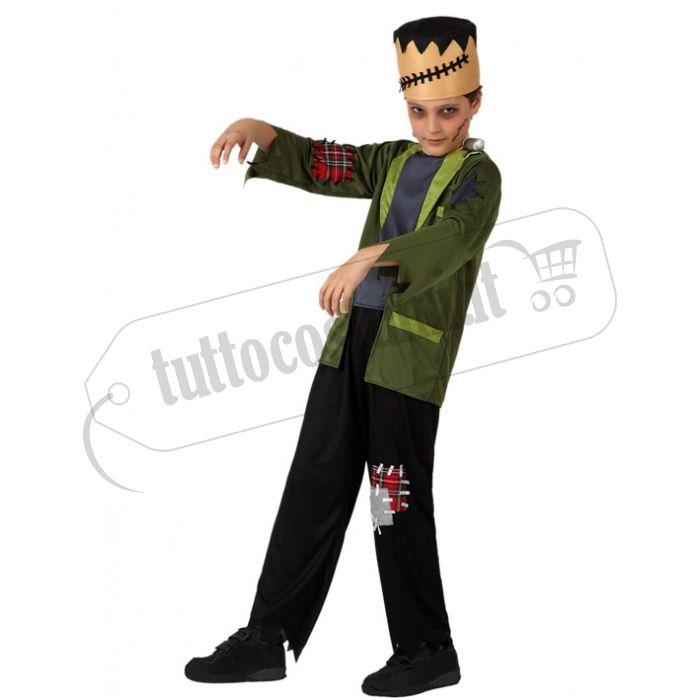Costumino Frankenstein Bambino. Quanto costa online?