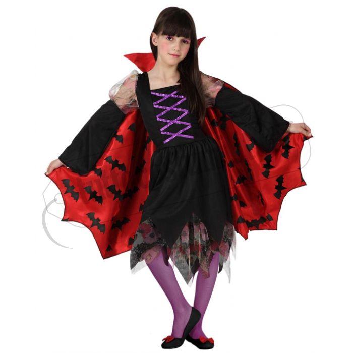 Costumino Vampiressa junior. Quanto costa online?