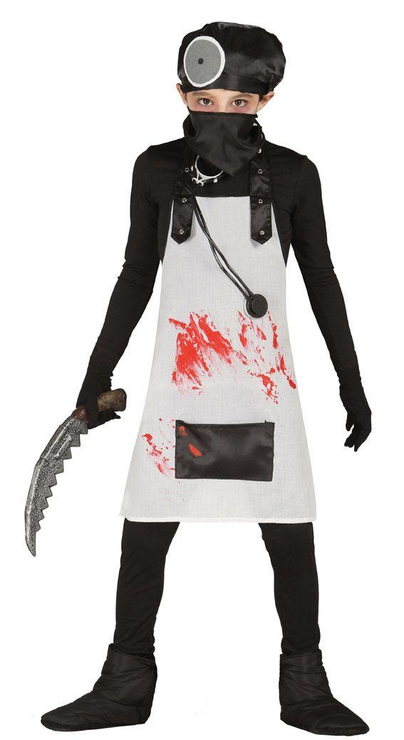 Costume-dottor-sangue-bambino