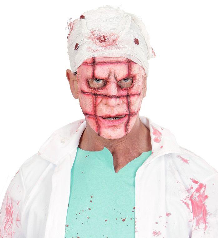 Maschera-Folle-con-Cicatrici