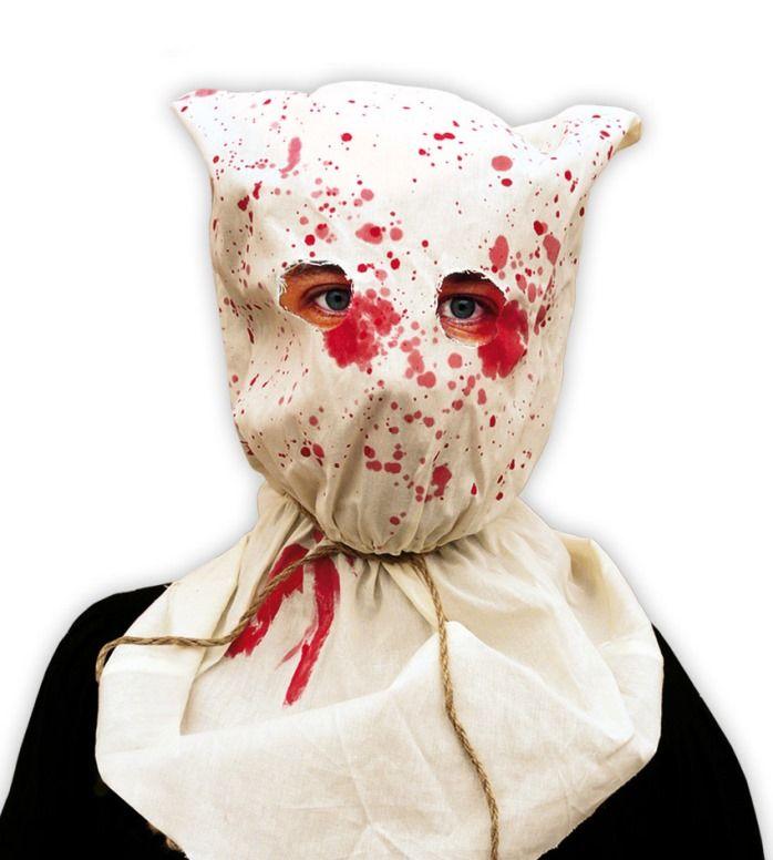 Maschera Sacchetto Splatter