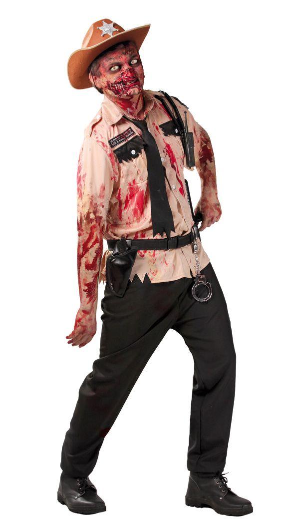 costume-poliziotto-zombie