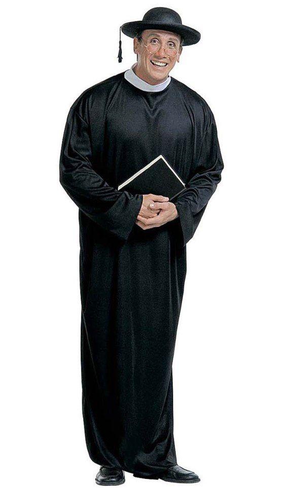 Costume da prete (esorcista). Quanto costa online?