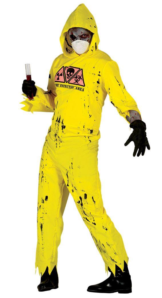 Costume da Zombie radioattivo. Scopri quanto costa